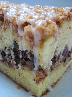 Worlds Best Recipes: The Best Damn Coffee Cake Ever Made