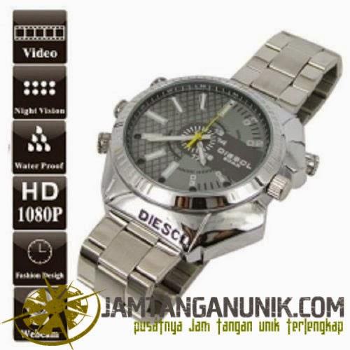 spy watch 8gb 12mp ir night vision jam tangan kamera pengintai yang bisa merekam dalam gelap