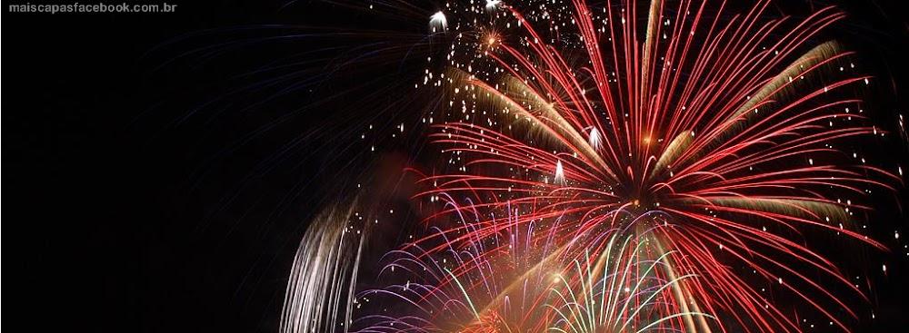capas para facebookfogos de artificio, fireworks