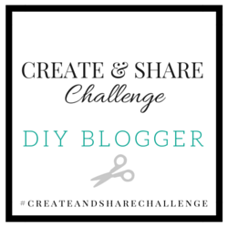 Create and Share Monthly Challenge