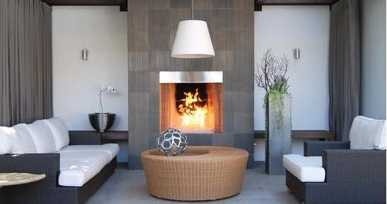 Fotos de chimeneas como colocar un hogar de le a - Como colocar una chimenea de lena ...