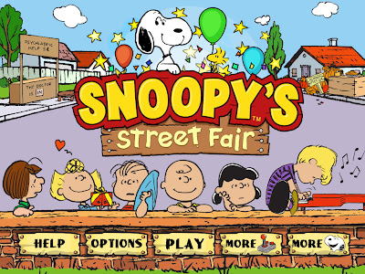 SNOOPYS STREET FAIR HACK