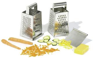 مبرشة الخضروات والفواكه gourmet-standard-4sided-cheese-grater-gr00901.jpg