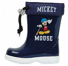 botas de agua Mickey Mouse