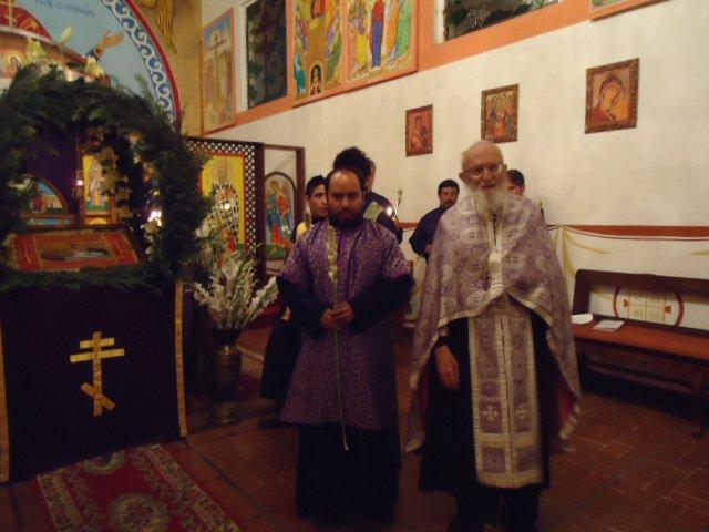 Celebracion Divina Liturgia
