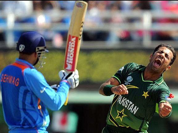 भारत और पाकिस्तान के बीच नियमित सीरीज
