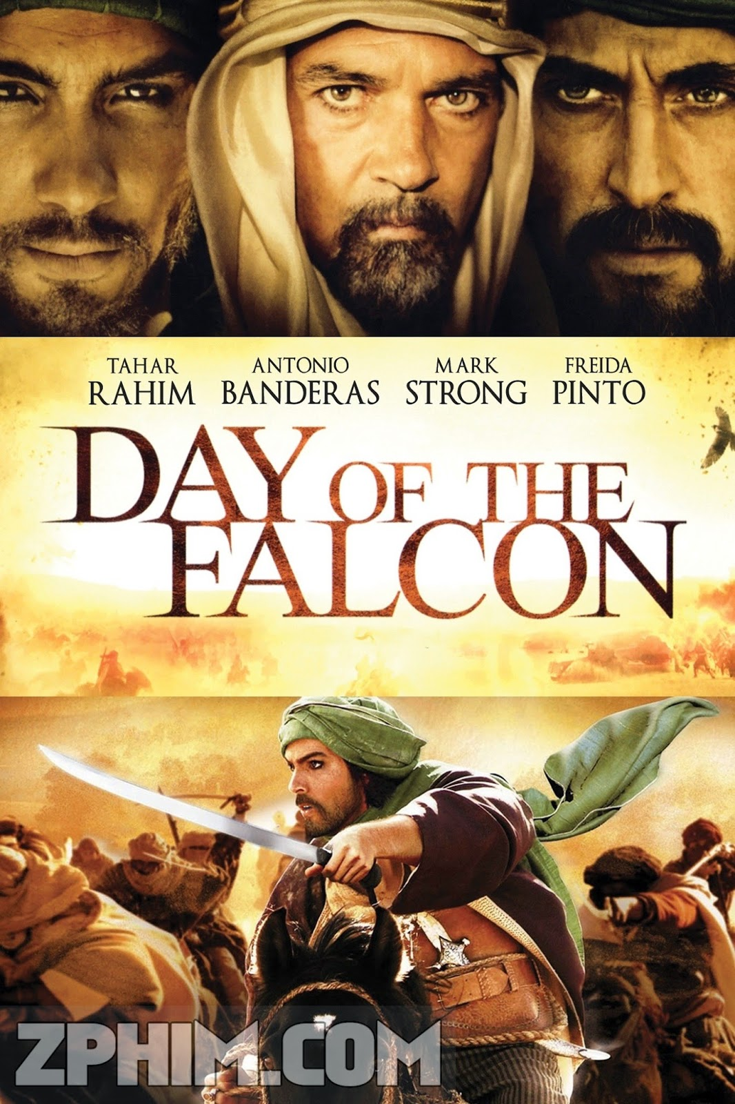 Vàng Đen 2 - Black Gold 2: Day of the Falcon (2011) Poster