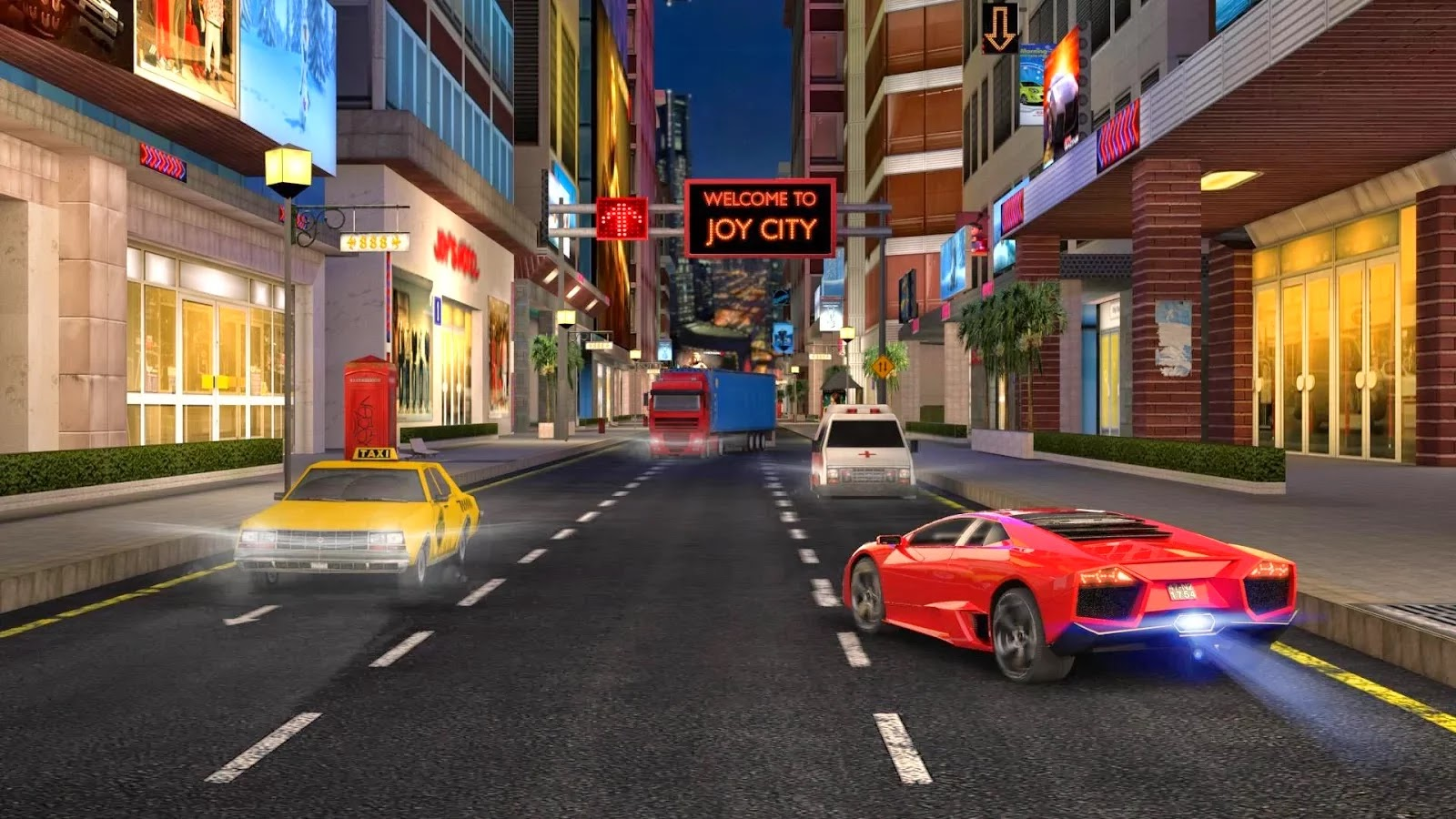 Auto Racing: Upstream v1.4 Mod [Unlimited Coins/Gold]