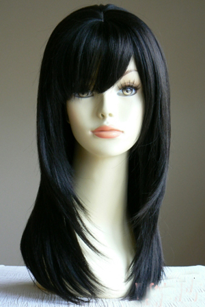 Black Hair Color on Remedies For Natural  Soft And Silky Black Hair