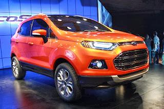 Mobil Terbaru Ford Ecosport