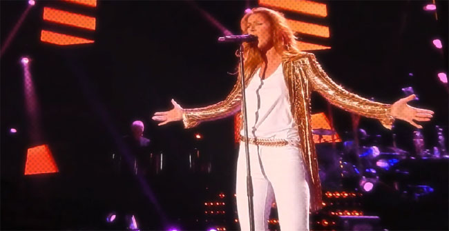 Celine Dion new music 2013