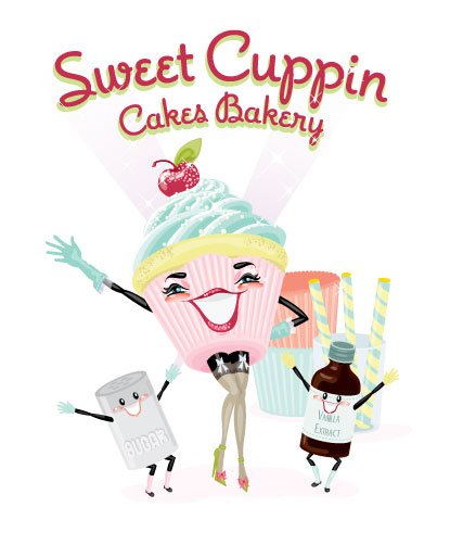Sweet Cuppin Cakes Bakery