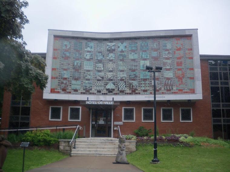 HOTEL DE VILLE ST- JEAN RICHELIEU 2012