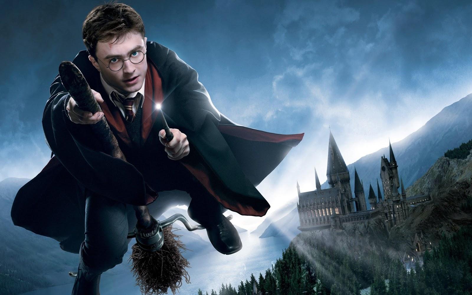 Harry Potter Daniel Radcliffe Wide Wallpaper