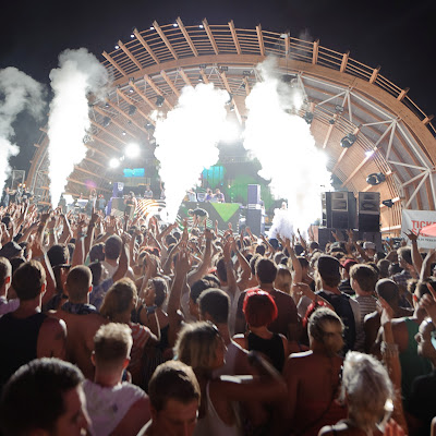 BBC Radio One, Ibiza 2011
