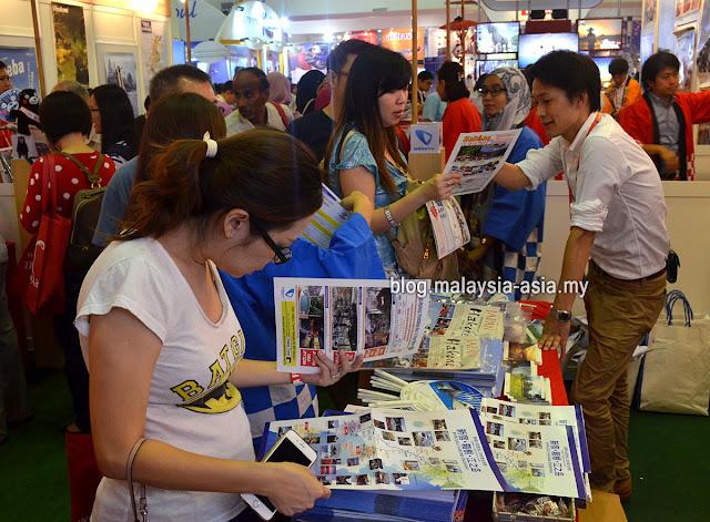 JNTO Malaysia Matta Fair