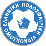 National Footbal Team Logo Greece PNG