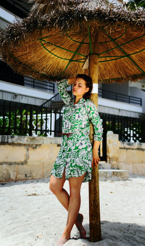 fashion shooting beach editorial