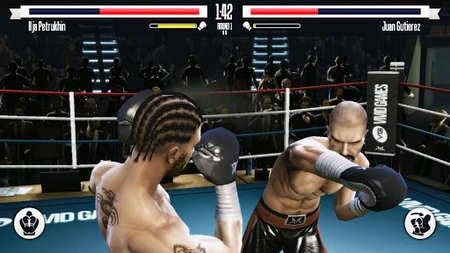 Real Boxing full apk