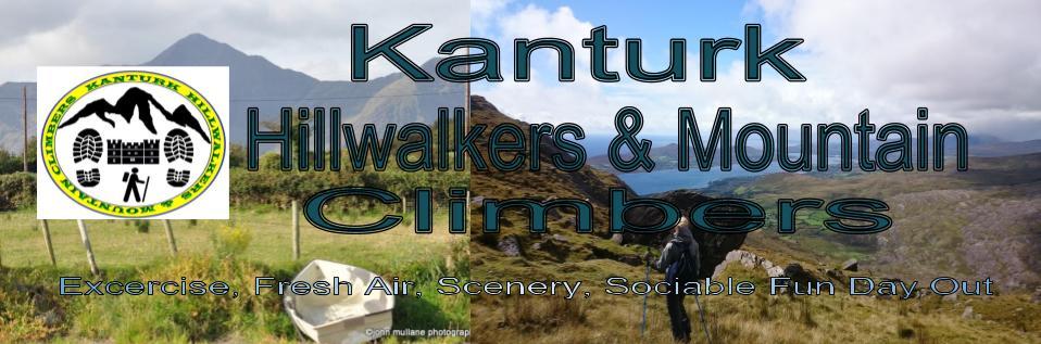 Kanturk Hillwalkers and Mountain Climbers | Blog
