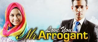 Natijah demam atau Love You Mr Arrogant