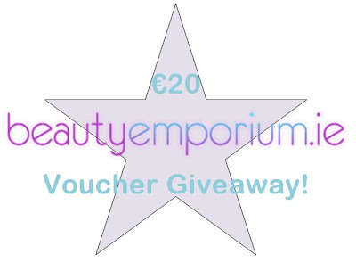 CLOSED!!! FLASH Giveaway- €20 Beauty Emporium Voucher