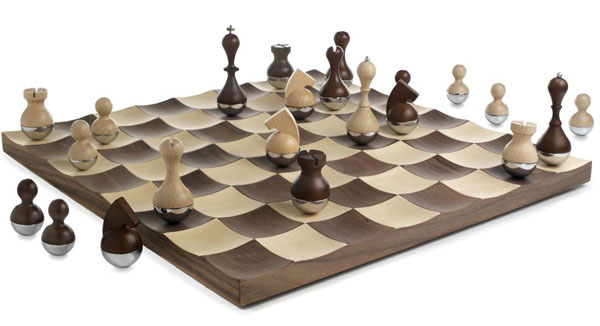 My Foto Search Creative And Unusual Chess Sets