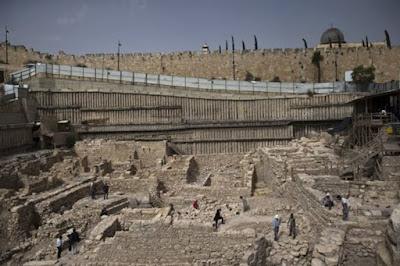Ισραήλ: Ανακαλύφθηκε το ελληνιστικό φρούριο της Άκρας