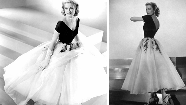 Heavenly Vintage Wedding Blog, Grace Kelly and Edith Head