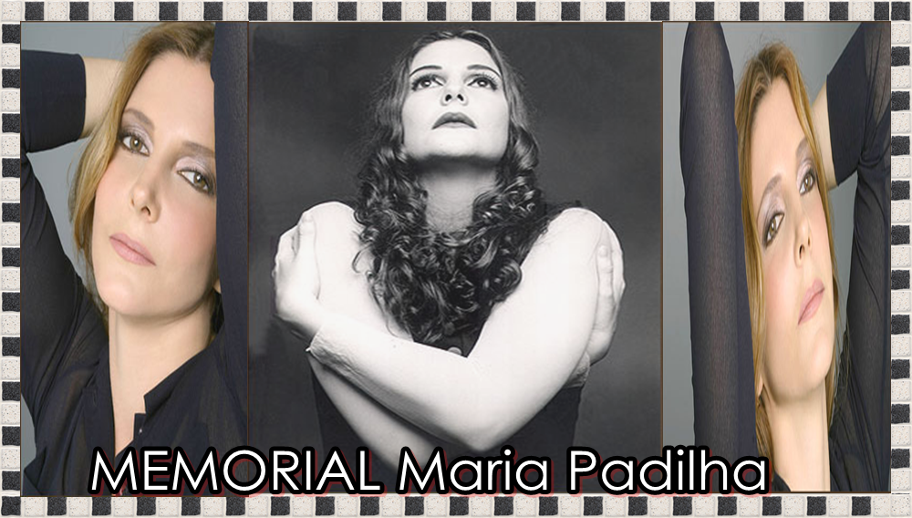Memorial atriz Maria Padilha - 3 anos