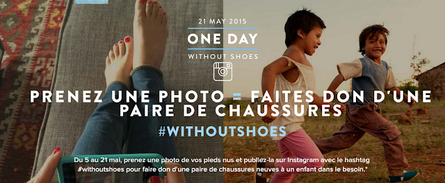 Toms - One Day Without Shoes
