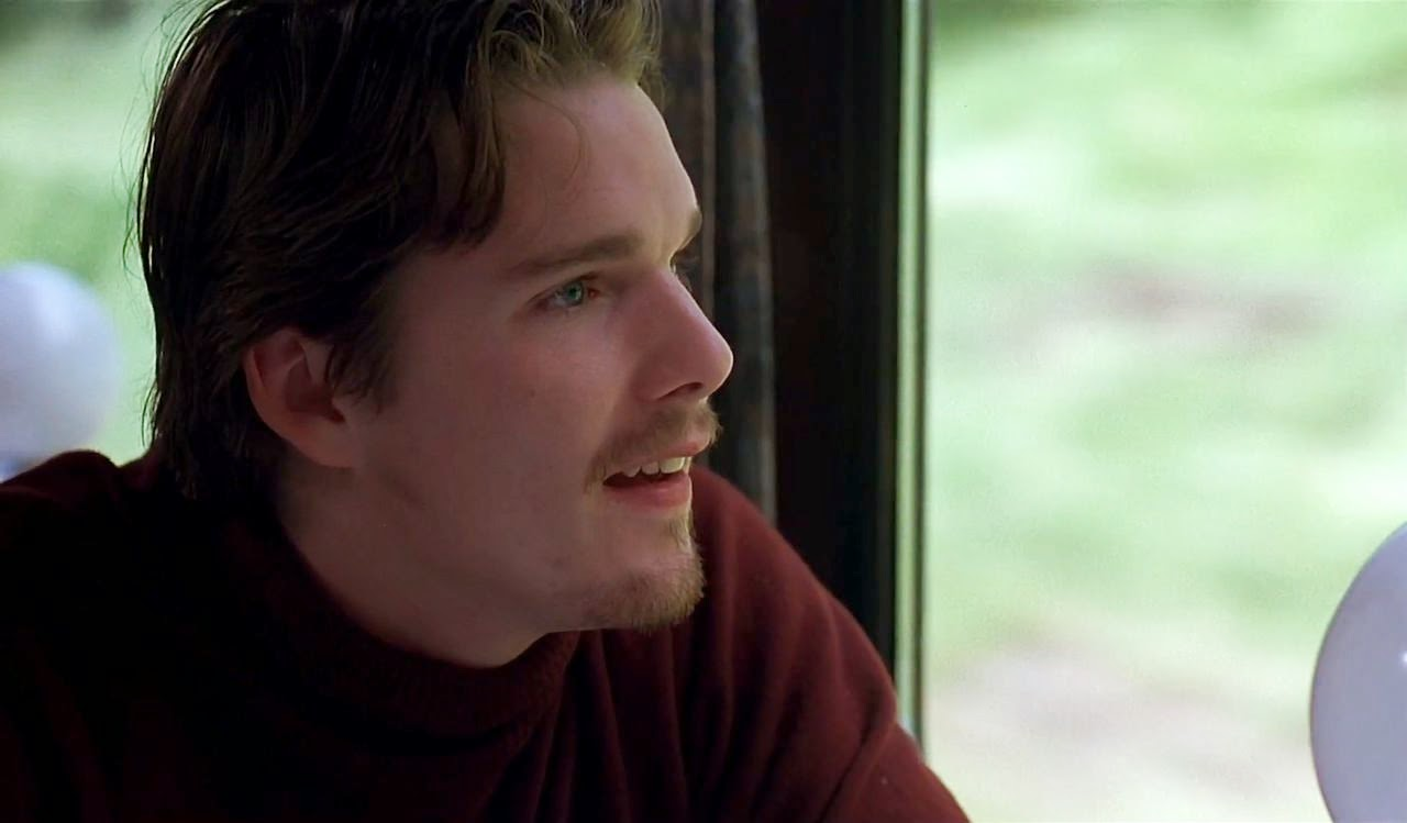 before sunrise ethan hawke