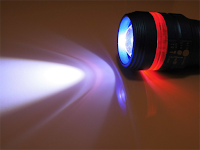 Taschenlampe XT1 Nahaufnahme