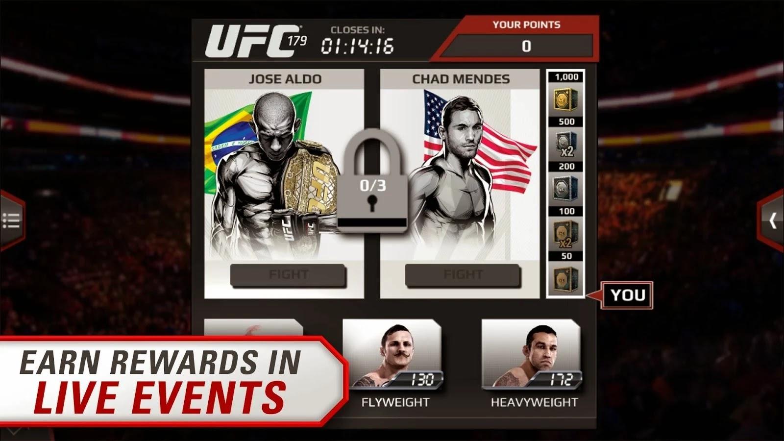 EA SPORTS™ UFC® v1.1.748860