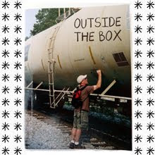 "***""OUTSIDE THE BOX""*** ********THE BOOK********        NOW     AVAILABLE    ON    MY    WEBSITE:"