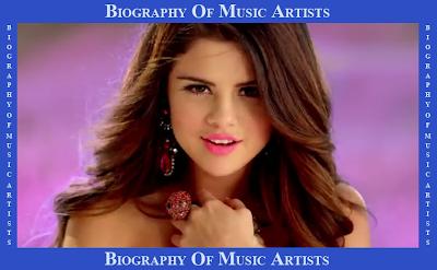 Biography Selena Gomez on Biography Of Selena Gomez