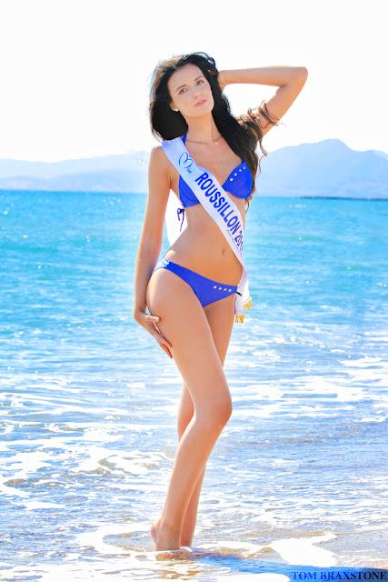 miss roussillon 2015 maillot de bain