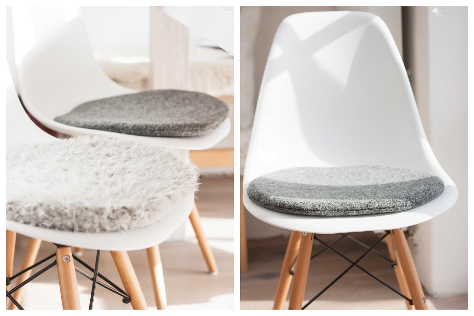 Hervorragend Sitzkissen Eames Chair, Sitzauflage