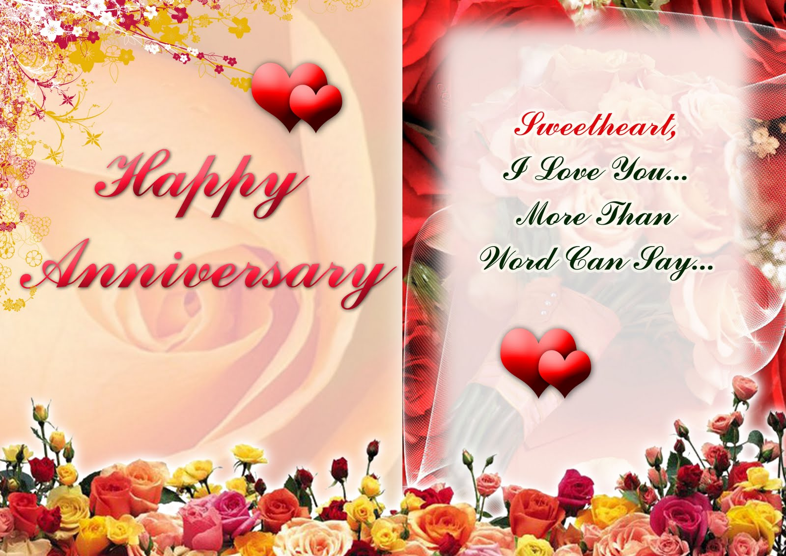 Hy Wedding Anniversary Greeting Cards Tbrb Info