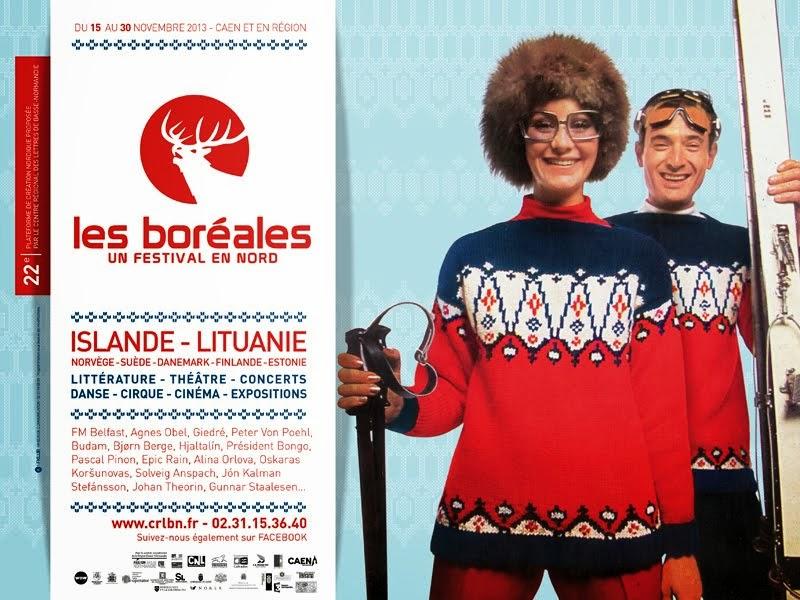 """Festival """"Les Boréales"""""""