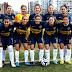 Mañana a puro gol: las Gladiadoras ganaron 10 a 0 ante Liniers