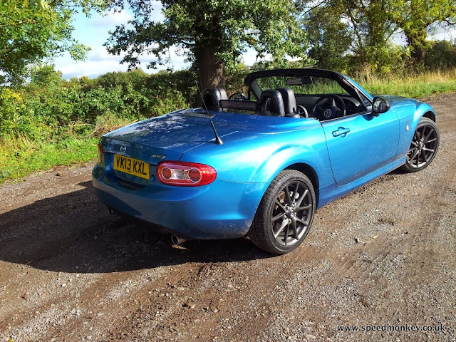 2013 Mazda MX5 2.0i Graphite Edition