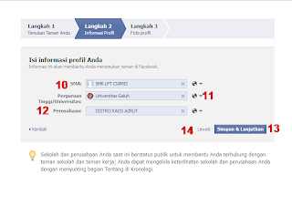 Cara Mendaftar Dan Membuat Akun Facebook Belajar Seo Dan /page/283
