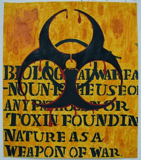 kill using chemical, biological substances