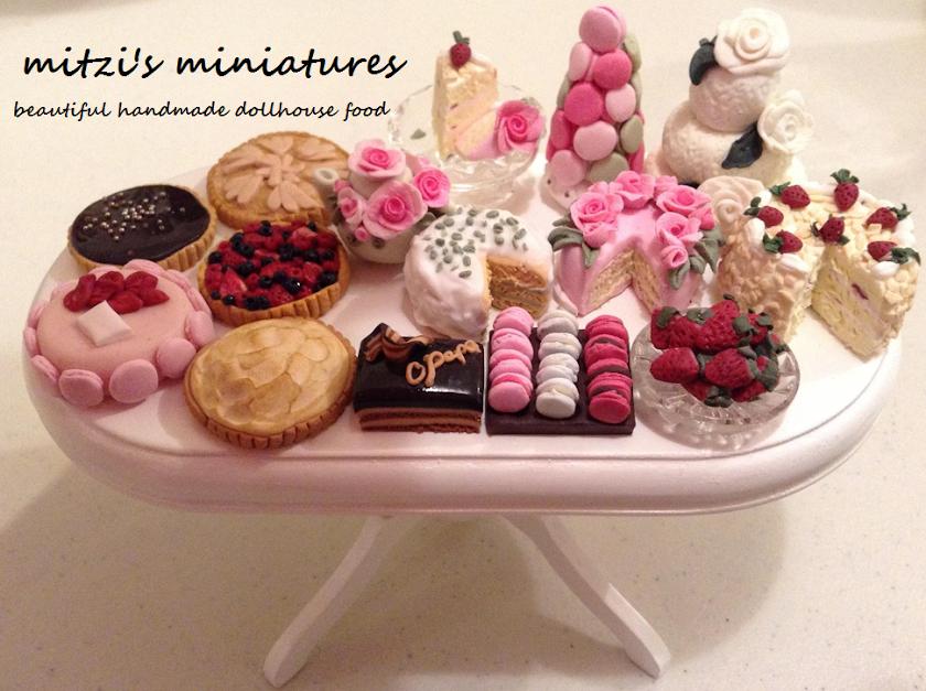 Mitzi's Miniatures
