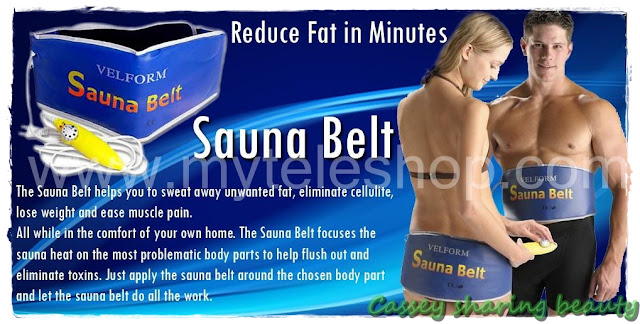 Reduce fat - Sauna Belt Velform