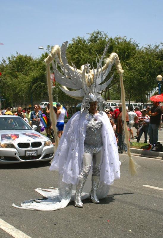 Valkyrie drag West Hollywood Pride Parade 2014