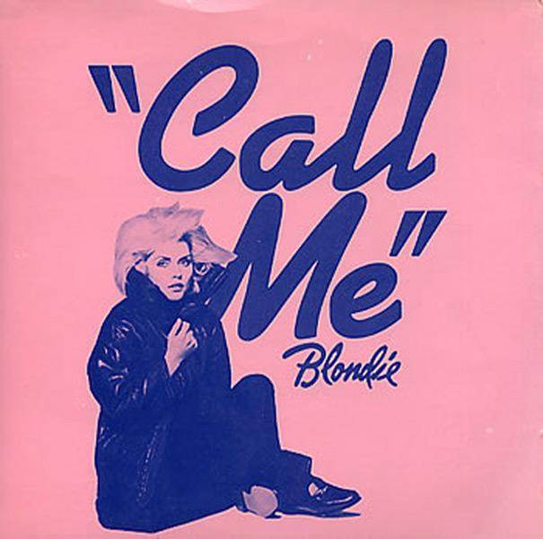 Blondie - Call Me - copertina traduzione testo video ufficiale download