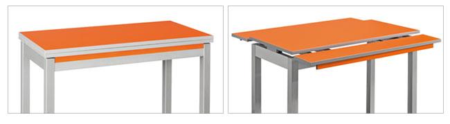 precio mesa cocina extensible ancho lado