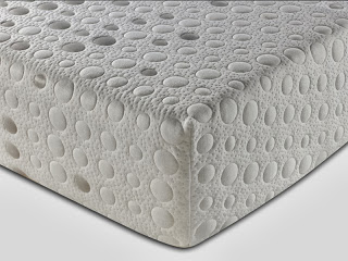 Memory Foam mattress - quilted cover